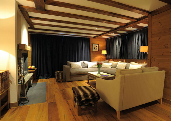 Interior Design France Courchevel 1650
