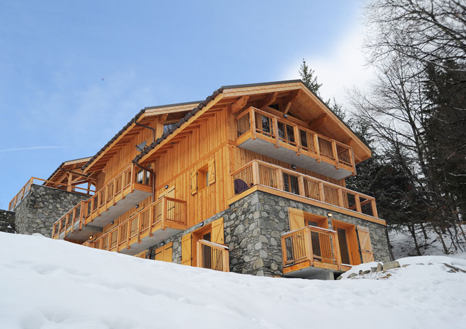 New Build Meribel